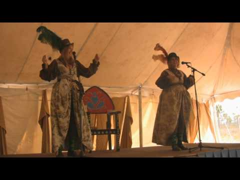 """Iris and Rose ~ """"Old King Cole"""" ~ Bawdy Comedy Song - FlaRF2011"""