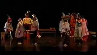 Haudenosaunee or Iroquois Indian Dances and Songs Part 1
