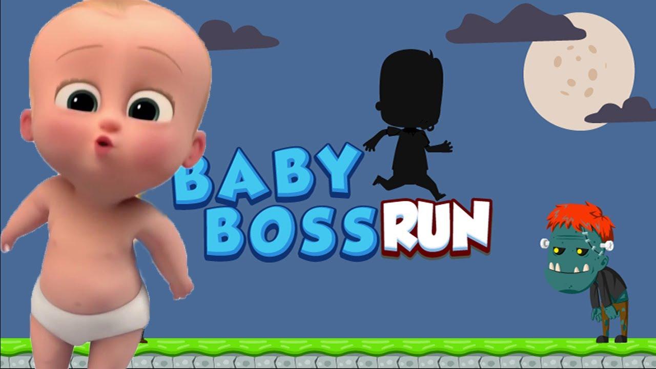 The Boss Baby Game Online - 2017 - The Boss Baby Run - Apple Kids ...