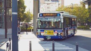 Автобусы в Токио - Общественныи транспорт в Японии ( для Drom.ru )