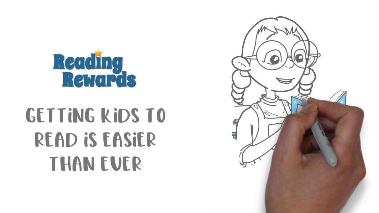 Kids Reading Log | Reading Rewards | Reading-Rewards com