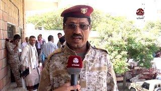 العقيد البحر : الجيش يفشل هجمات متكررة على مواقعة ولجان عسكرية من عدن تواصل  الهيكلة لألوية تعز