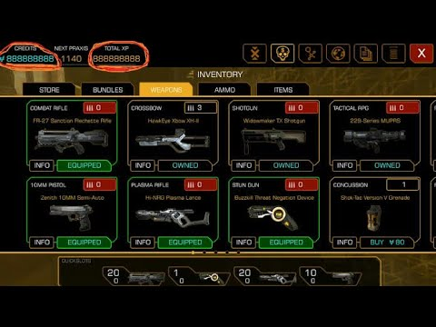 How To Download Hack/Mod Deus Ex : The Fall(UNLIMITED MONEY)game Updated In Latest Version