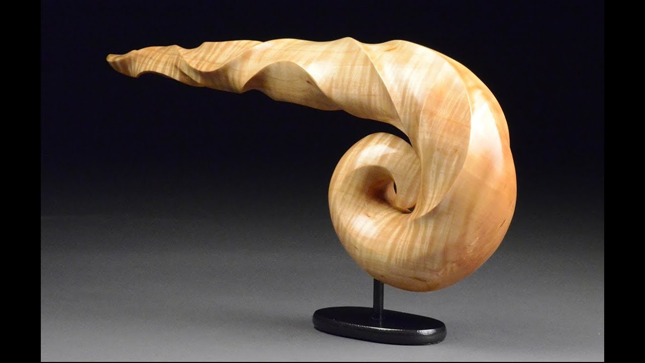 Creating Wood Art - YouTube