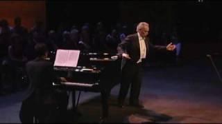 José Carreras sings - Lejana Tierra Mia (Gardel/ Le Pera) - 2008 (10/19)
