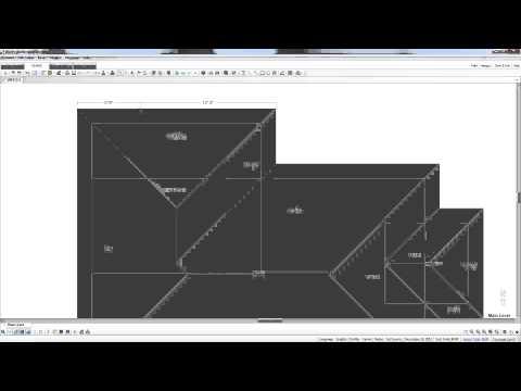 Simple Roof Design In Sketchup Doovi