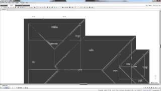 TopAdjuster.com Xactimate Tutorial - Hip Roof Sketch