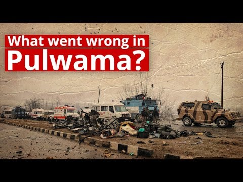 Understanding And Responding to Pulwama: India's Options #PulwamaTerrorAttack