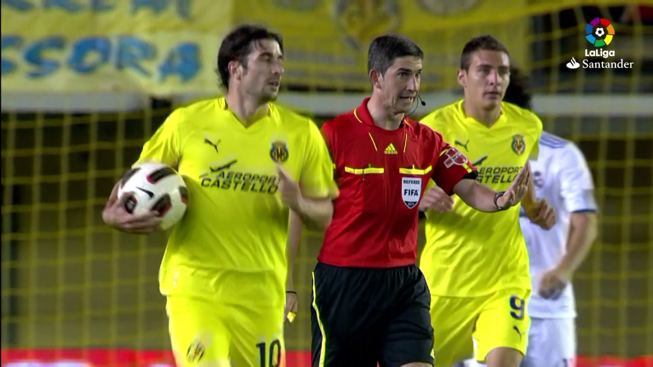Villarreal 1 3 реал мадрид