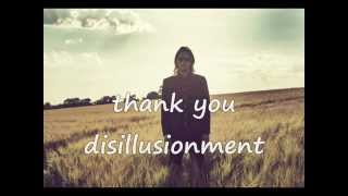Steven Wilson - Thank You (Cover Version) (lyrics on screen)