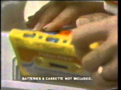 Andy Fisher Price Commercial