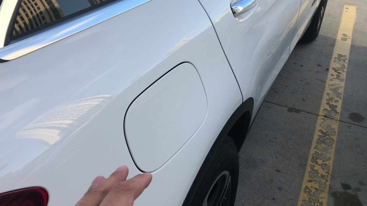 small resolution of how to open gas cap mercedes benz glc class