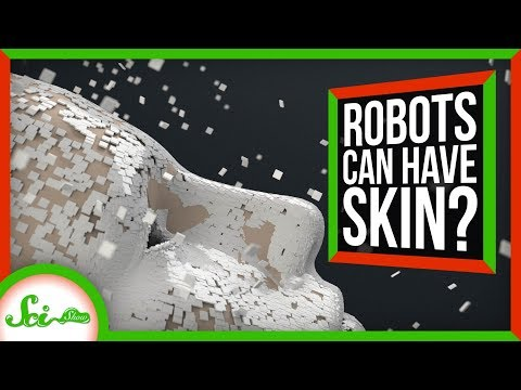 Robots Can Have Skin Now | SciShow News