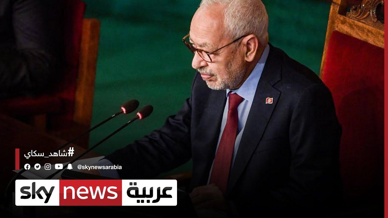 تونس.. أنصار حركة النهضة يتظاهرون في العاصمة استجابة للغنوشي  - نشر قبل 4 ساعة