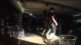 Rabid Wolves @ Aresfest (part 1) 12/09/2015 (Jh Ginsert Genk)