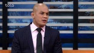 بامداد خوش - ورزشگاه - صحبت های باز محمد مبارز در باره مسابقه اخیر ایشان