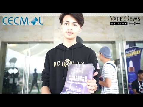 The 1st Vape Expo Shanghai 2017 Promotional Video in Malaysia