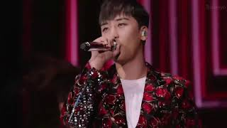 Seungri - Let's Talk About Love + Strong Baby | BIGBANG 0.to.10 final in Japan concert