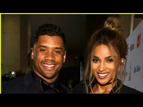 singer Ciara husband Russell Wilson on President Donald Trump
