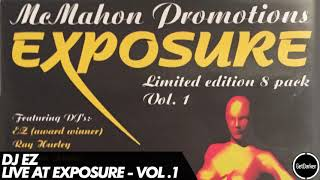 DJ EZ - Live at Exposure vol 1 - [1999]