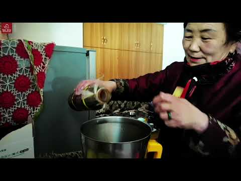 Tibetan Woman's Life: How is a Tibetan Retired Woman's Daily Life (A Normal Day in Lhasa)