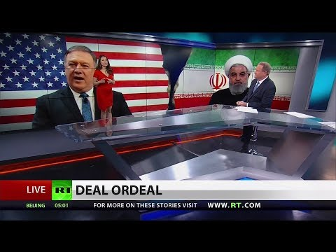 Pomp and Policy: Pompeo defends Iran strategy