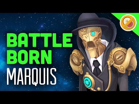 MARQUIS WRECKING-CREW | Battleborn Multiplayer Gameplay (PS4 Beta)