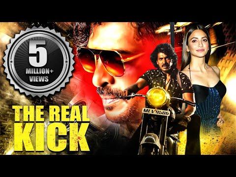 The Real Kick (2019) New Released Full Hindi Dubbed Movie | Upendra, Kriti Kharbanda
