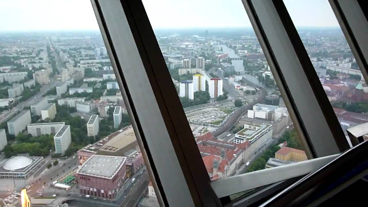 Fernsehturm Tv Tower The Towerberlin 360 Youtube