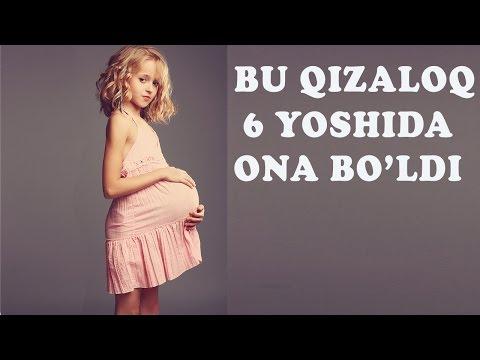 10 YOSHIDA FARZANDLIK BO'LGAN ONALR...