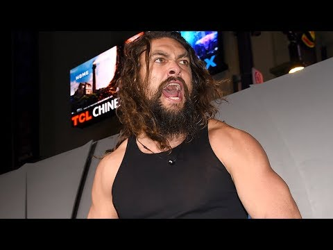 Aquaman Premiere: Watch Jason Momoa's Epic Haka Chant!