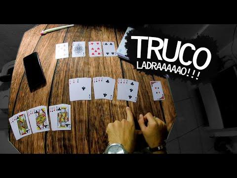 Tutorial Como Jogar TRUCO - MINEIRO Ou GOIANO