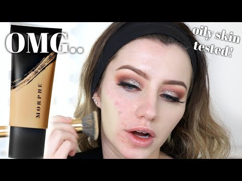 Morphe Fluidity Full Coverage Foundation Review Oily Skin Jazzi Filipek Youtube So morphe's newest launch is quite interesting.check out my first impressions and review of the new fluid foundation, concealer, and powders. morphe fluidity full coverage foundation review oily skin jazzi filipek