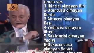 Nihat Hatipoğlu - Bayezid-i Bestami'nin Hayatından Kesitler - Sahur - 18.07.2013 MP3