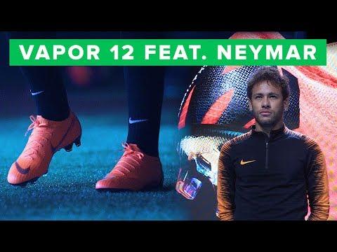 Nike Mercurial Vapor 12 first impression ft. NEYMAR JR