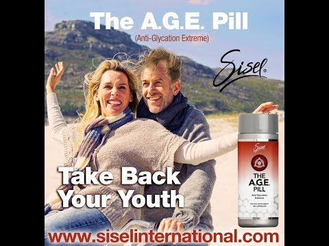 How The A.G.E. Pill Will Change Your Life| Anti aging products