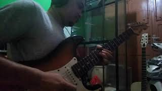 Cover Guitar Lagu Zavi - Andra Ramadhan Project - Running Away