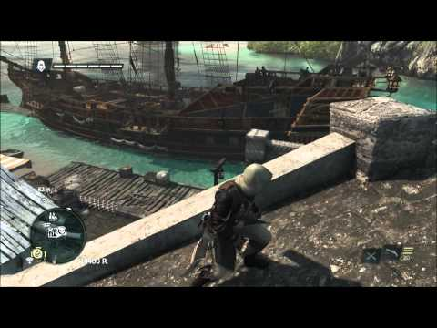 Let's Play Assassin's Creed IV Black Flag Part 028: Forts fa