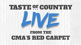 2016 cma awards red carpet taste of country live stream