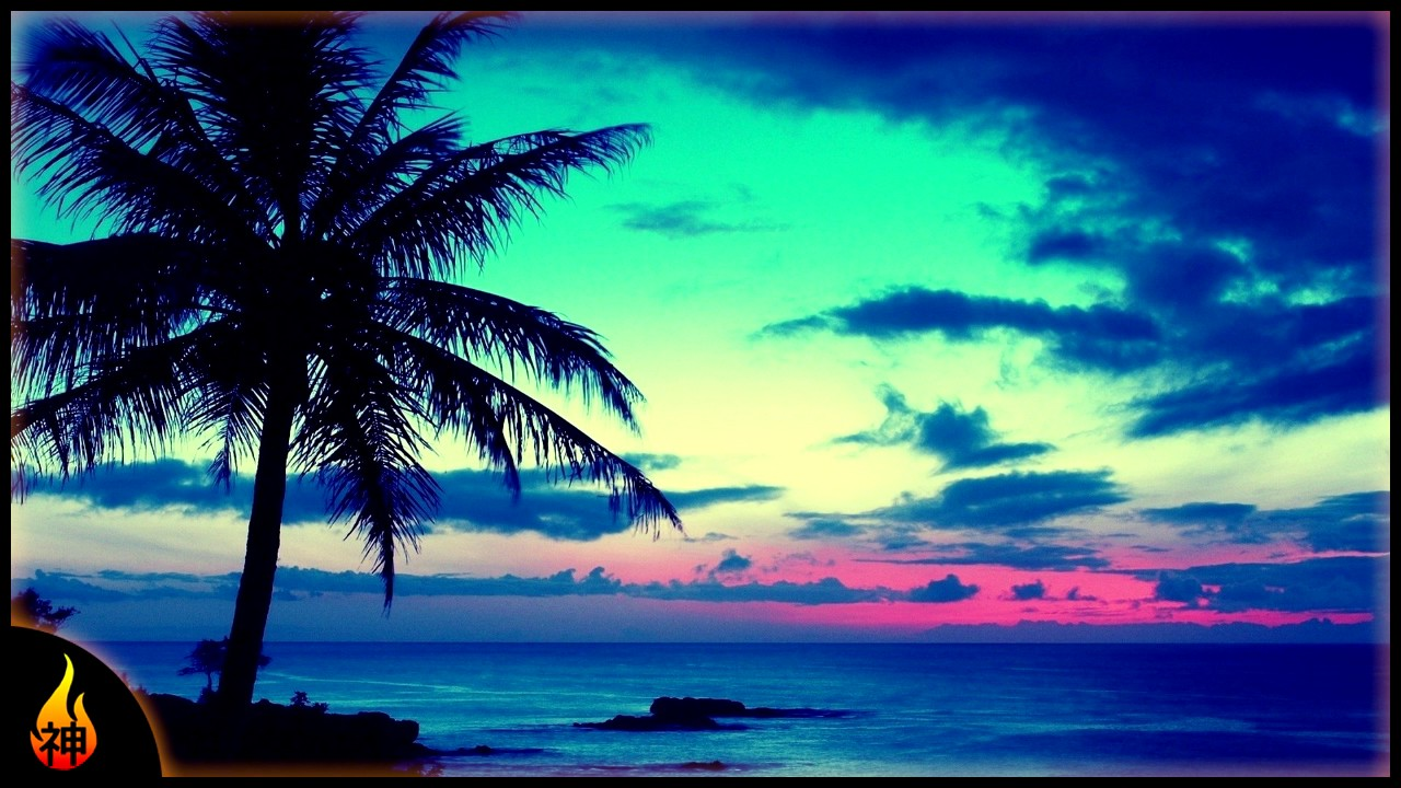 Relaxing Island Music | Haitian Sands | Beautiful ...