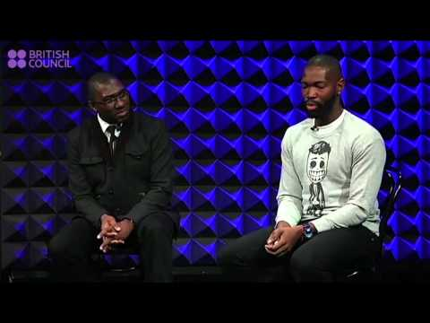 Artists Exchange with Kwame Kwei-Armah and Tarell A. McCraney