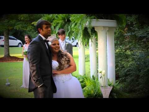 Darren & Caleigh McGatha Wedding