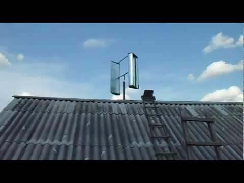 видео: Самодельный ветрогенератор Ленца, своими руками