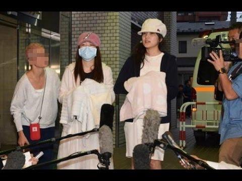 AKB48川栄李奈・入山杏奈 退院その後の記者会見コメント!ニュース速報