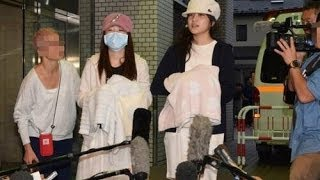 AKB48川栄李奈・入山杏奈その後の記者会見コメント!病院を退院【ニュー...