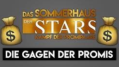 Die GEHEIMEN Gagen der Promis im SOMMERHAUS DER STARS 2020