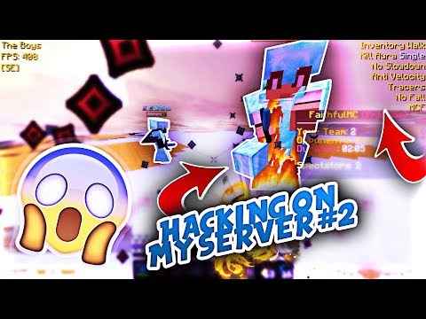 HACKING ON MY SERVER #2 - I GOT REPORTED