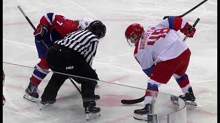 Женская хоккейная сборная России выиграла матч c Норвегией со счетом 42