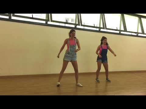 Ahora lloras tu - Ana Mena ft. CNCO. Coreografia by Gisela Martorell