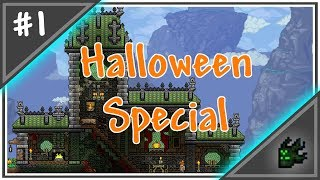 Terraria: Haunted House | Halloween Special